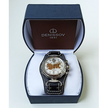 Часы-хронометр «Коалиция» от часовой компании...